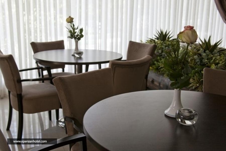 هتل حجاب تهران  رستوران