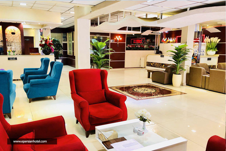 هتل ایران تهران لابی