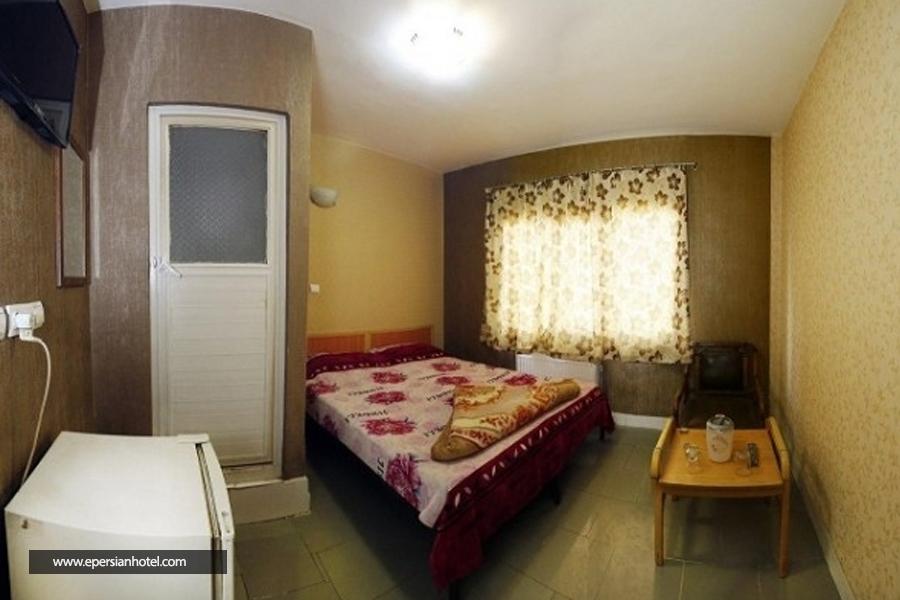هتل آپارتمان رضا تهران اتاق دو تخته