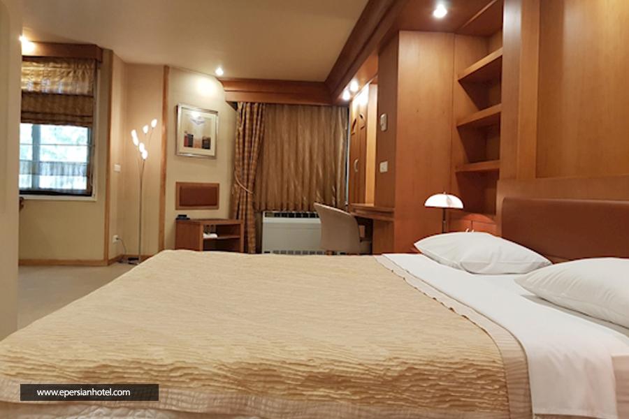 هتل آپارتمان سپهر تهران اتاق دو تخته دابل