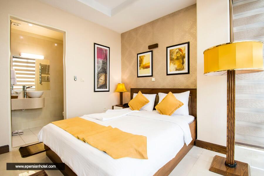 هتل آپارتمان وزرا تهران اتاق