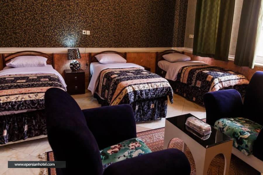 هتل آفتاب تهران اتاق سه تخته