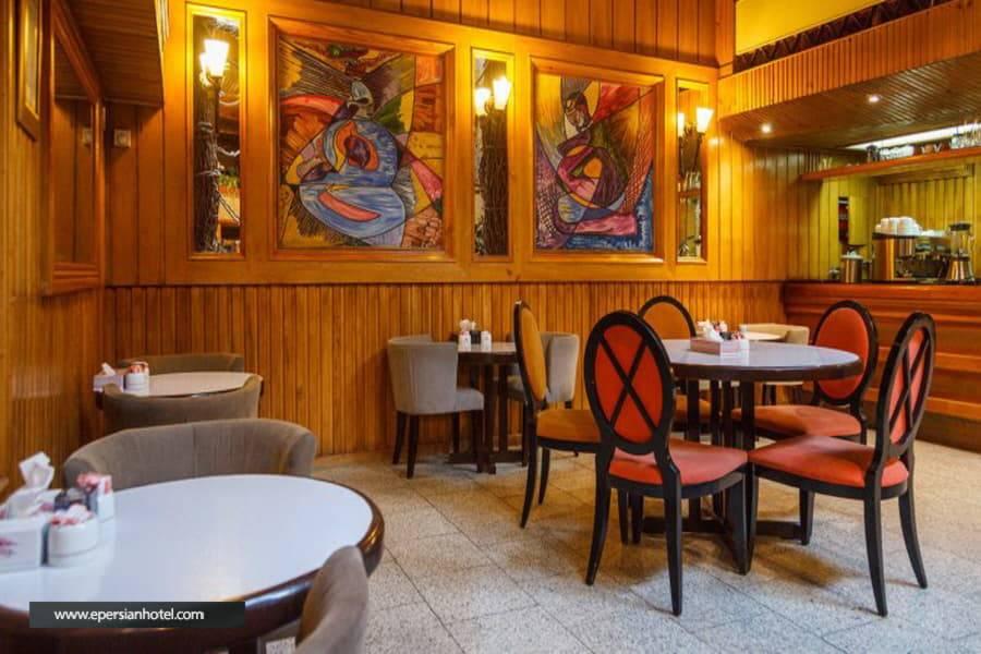 هتل امیر تهران کافی شاپ