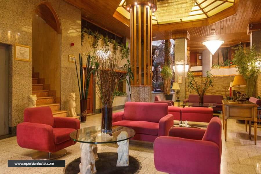 هتل امیر تهران لابی