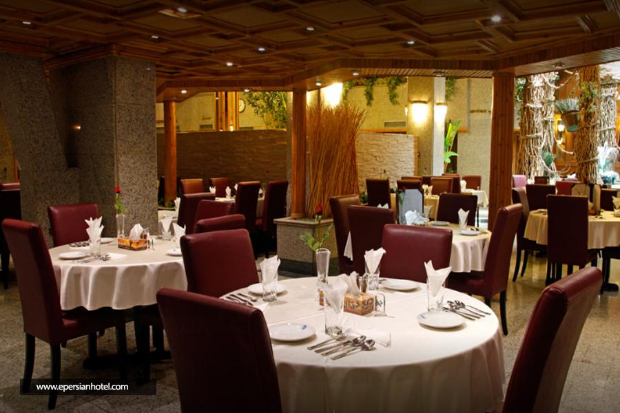 هتل امیر تهران رستوران
