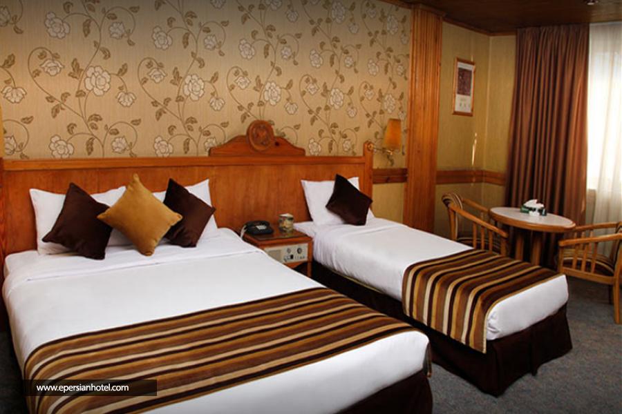 هتل امیر تهران اتاق سه تخته