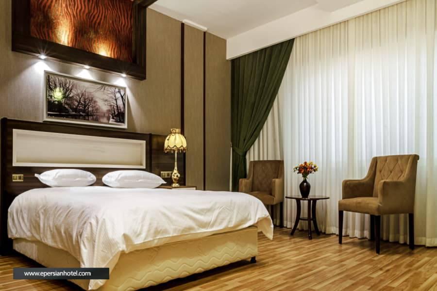 هتل آرامیس تهران اتاق دو تخته دبل