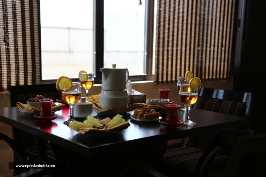 هتل آساره تهران کافی شاپ