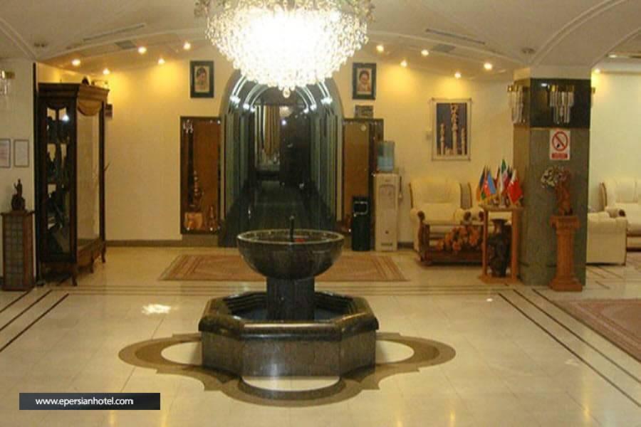 هتل بستان تهران لابی