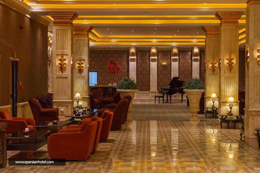 هتل بزرگ 2 تهران لابی