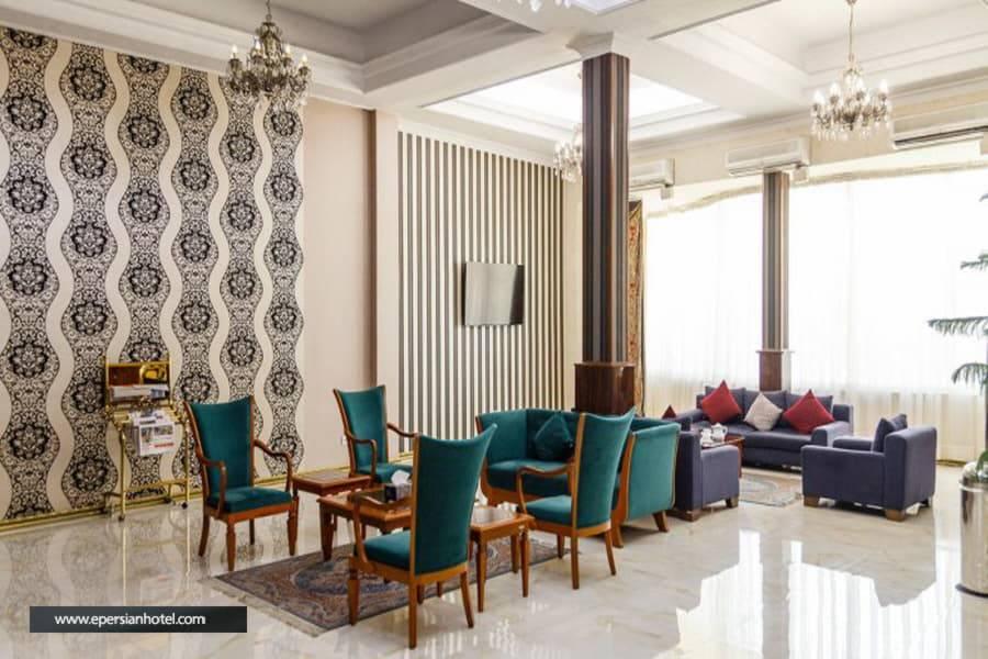 هتل ارم تهران لابی