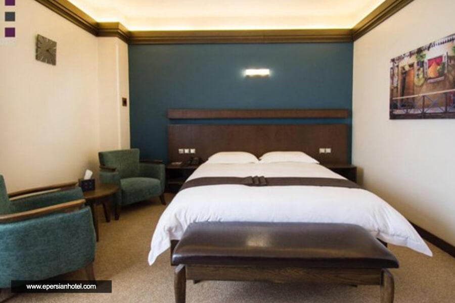 هتل اسکان الوند تهران اتاق دوتخته