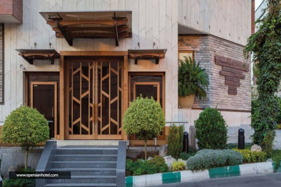 هتل اسکان الوند تهران نما