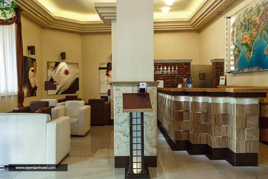 هتل اسکان تهران پذیرش