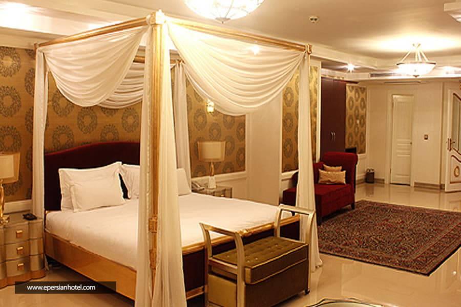 هتل اسپیناس پالاس تهران class=