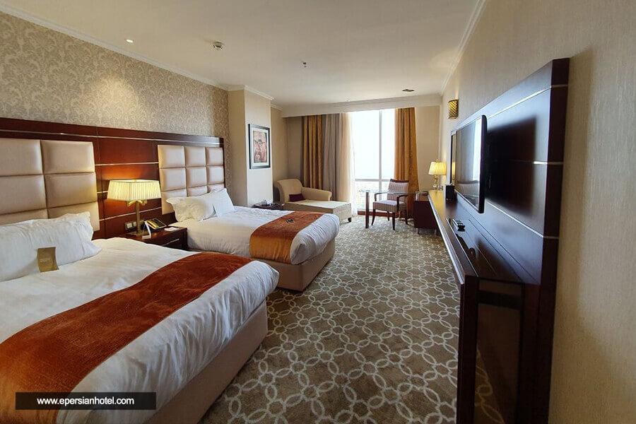 هتل اسپیناس پالاس تهران اتاق