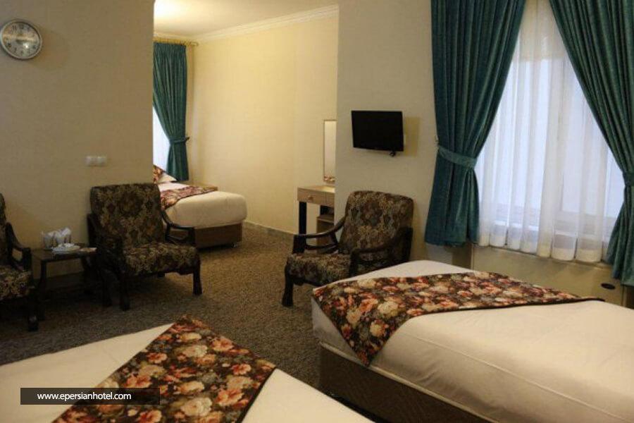 هتل هالی تهران اتاق سه تخته