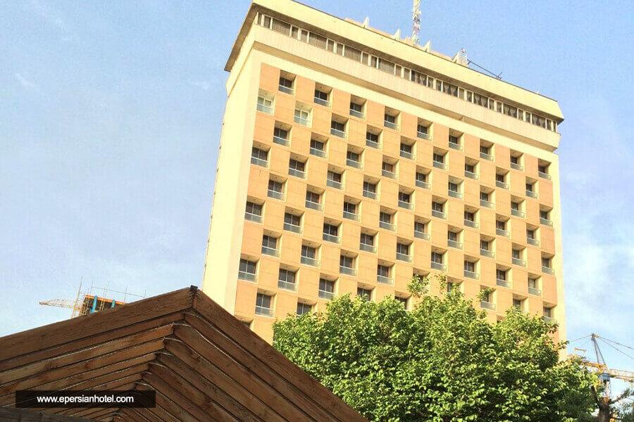 هتل هما تهران نما