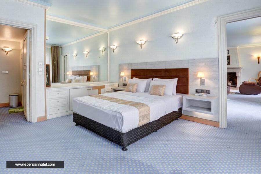 هتل جهانگردی دیزین تهران اتاق دوتخته