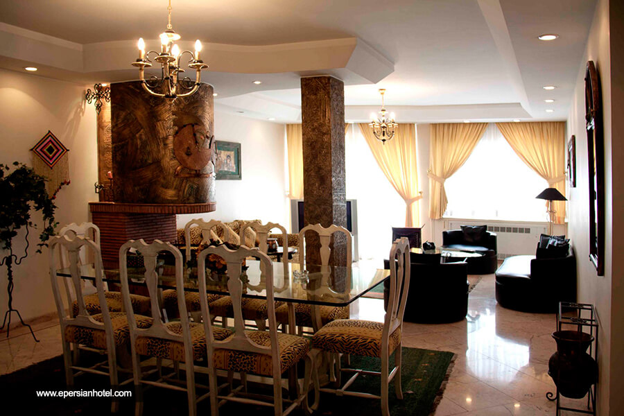 هتل ملل تهران اتاق