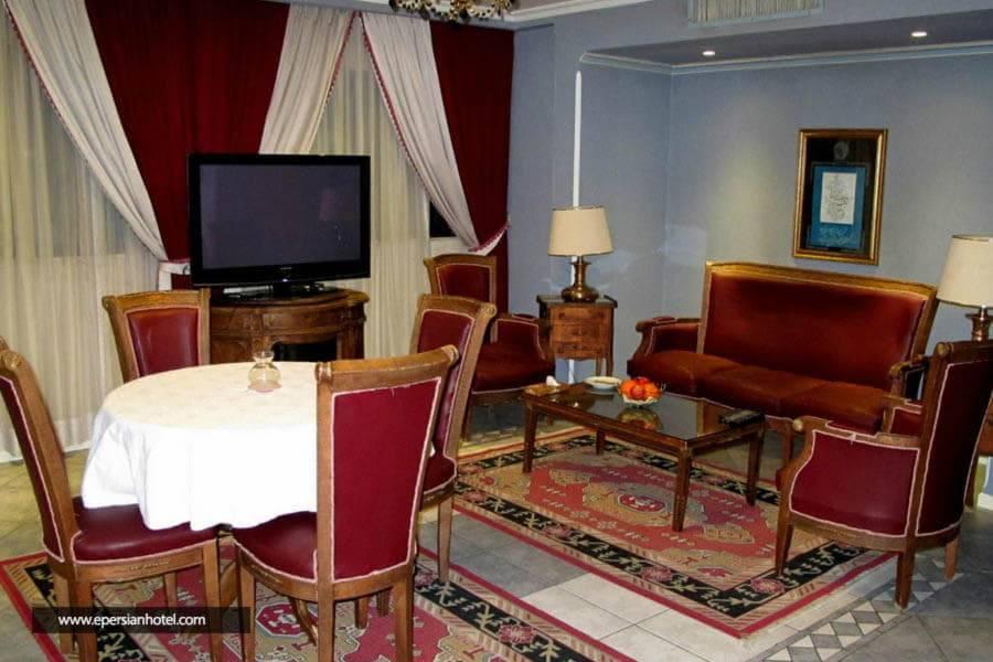 هتل نیلو تهران سوییت