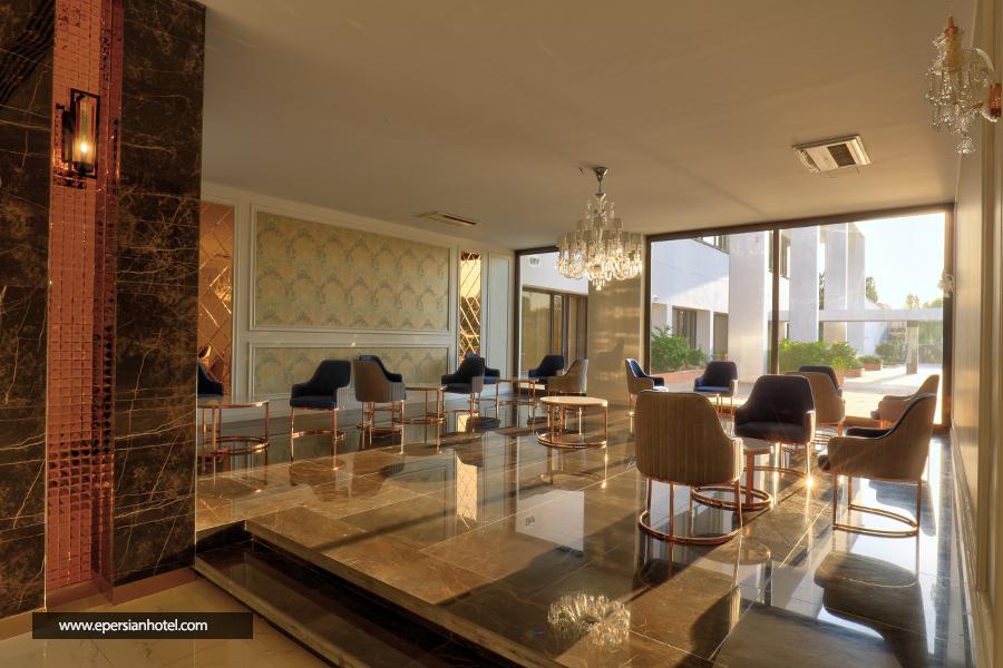 هتل المپیک تهران لابی