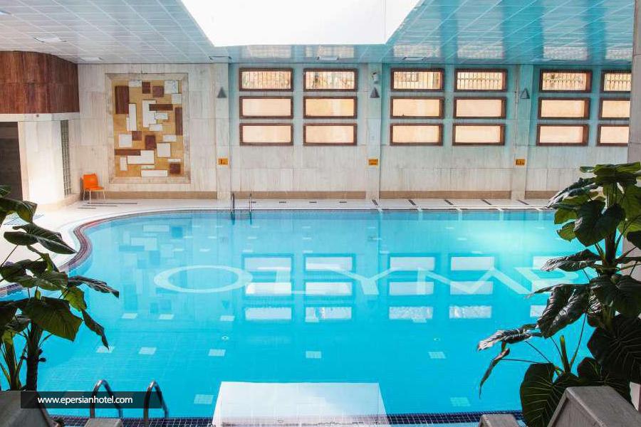 هتل المپیک تهران استخر