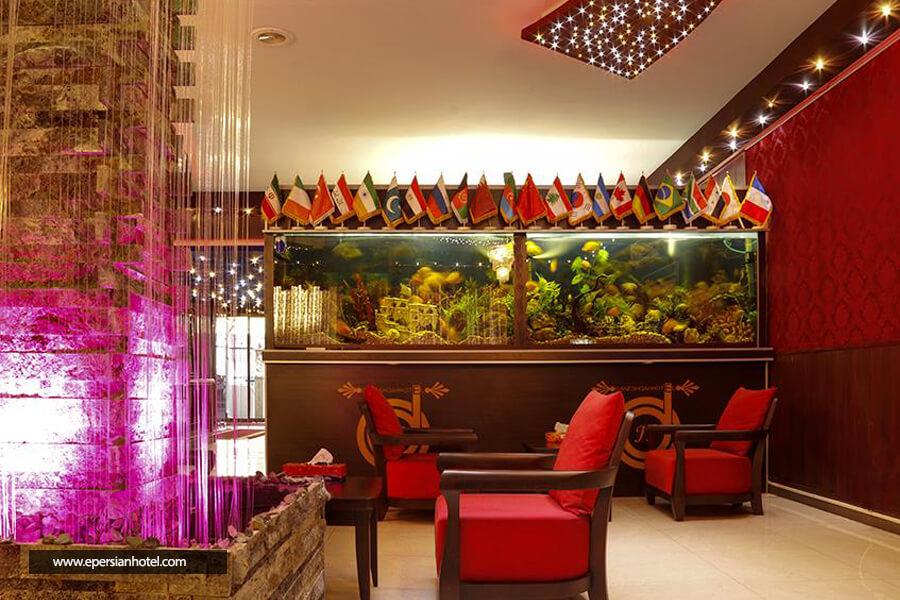 هتل امید تهران لابی
