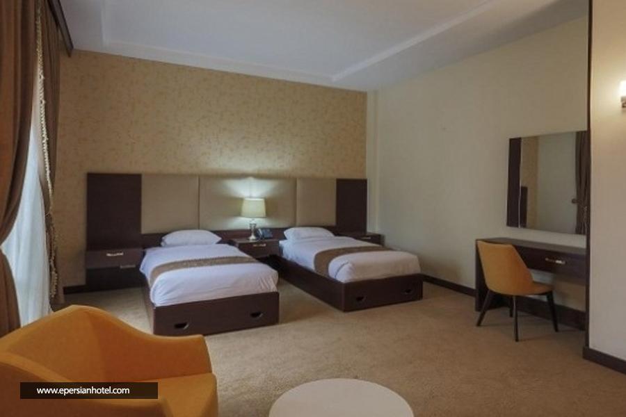 هتل پردیس تهران اتاق دو تخته تویین