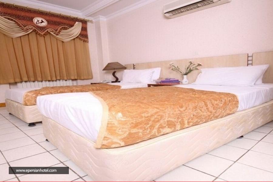 هتل پارسی (آپارتمان کیمیا) تهران اتاق دو تخته توئین