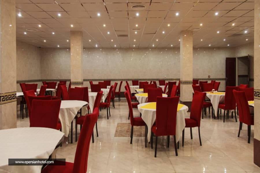 هتل پرشیا2 تهران رستوران