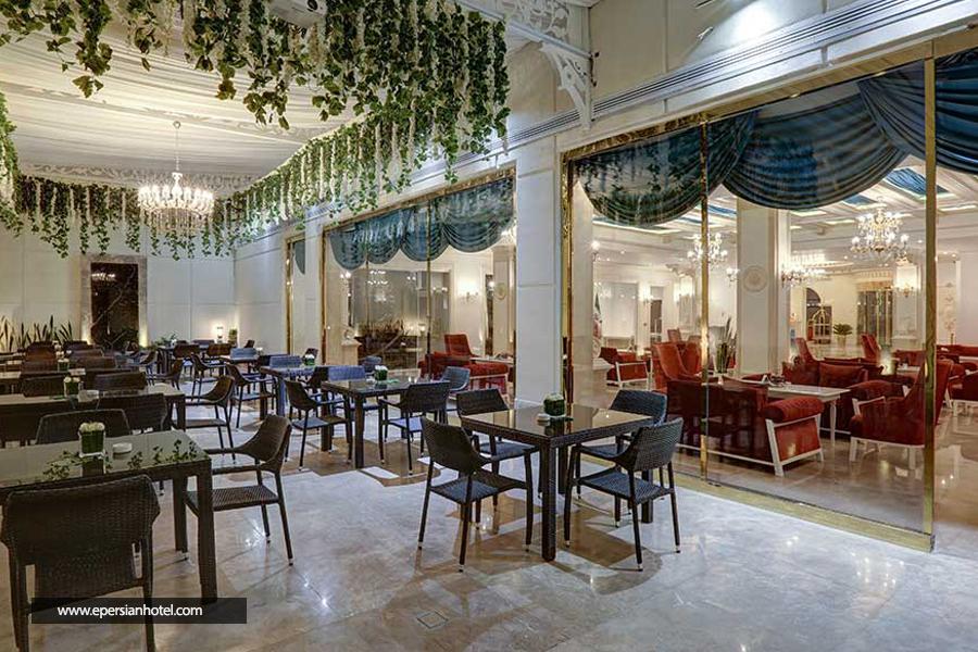 هتل پرشین پلازا تهران رستوران