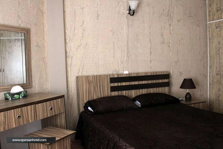هتل آپارتمان رز تهران اتاق دوتخته