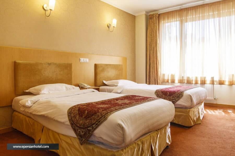 هتل ساینا تهران اتاق دو تخته توئین