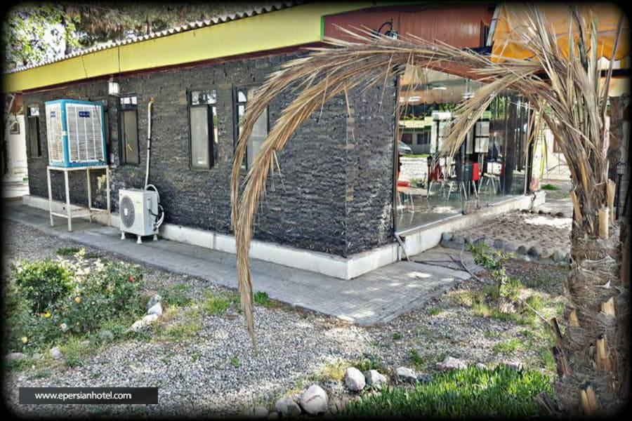 هتل آپارتمان یادگار امام تهران نمای هتل