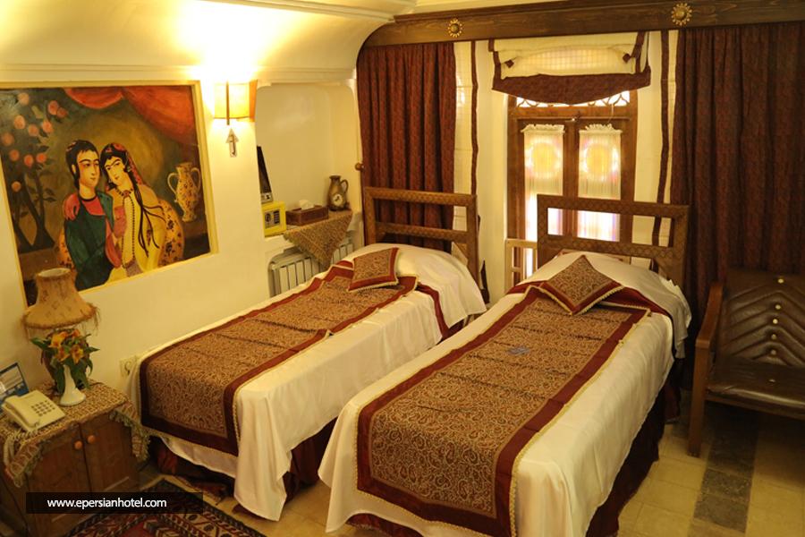 هتل سنتی فهادان یزد