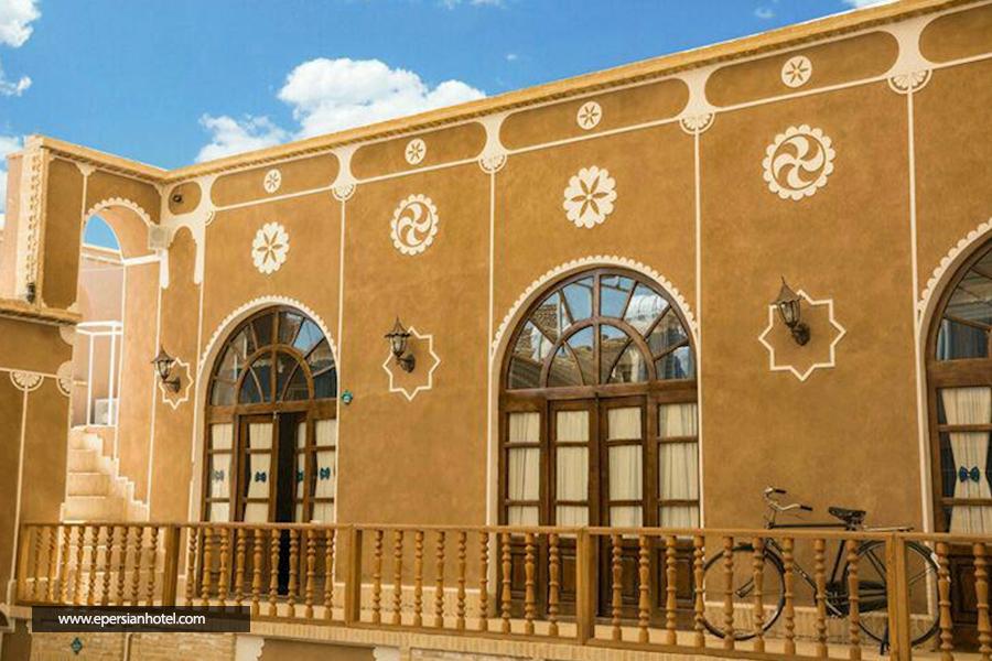 هتل سنتی فیروزه یزد نما