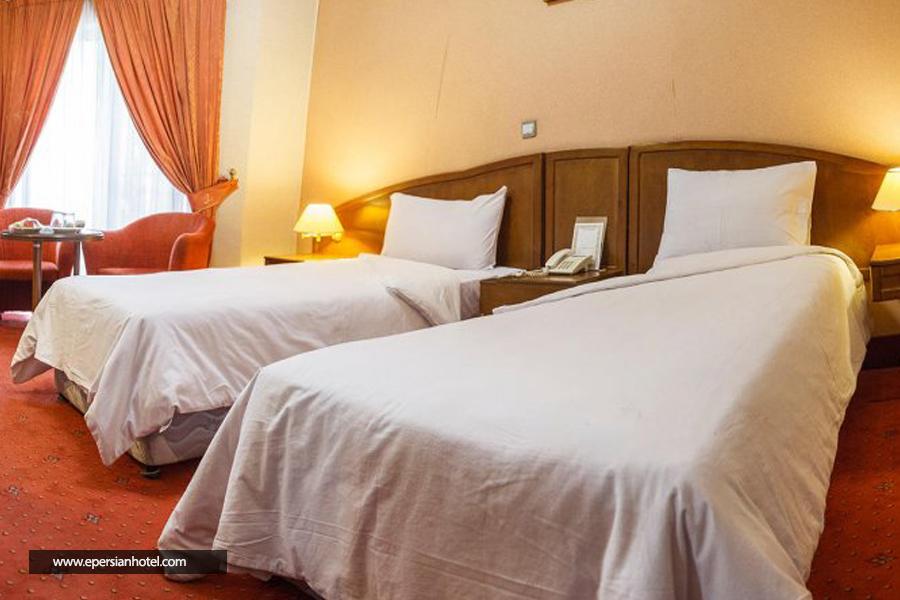 هتل جهانگردی یزد اتاق دوتخته