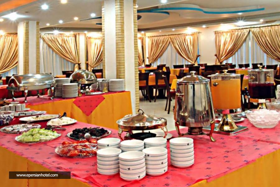 هتل جهانگردی یزد رستوران