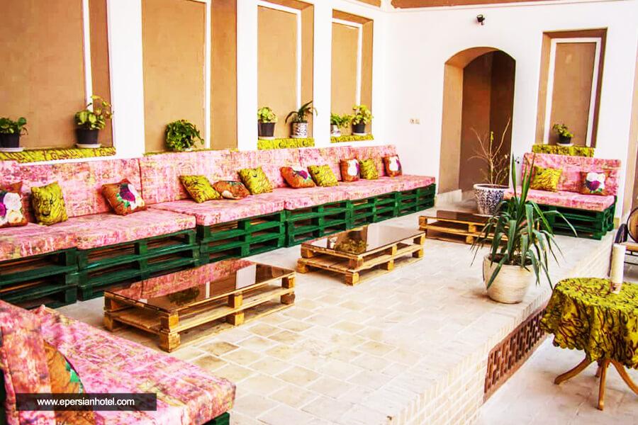 هتل پارسیک یزد نمای داخلی