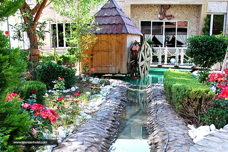 هتل راه و ما یزد نما
