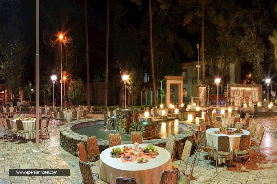 هتل پارسیان صفاییه یزد class=