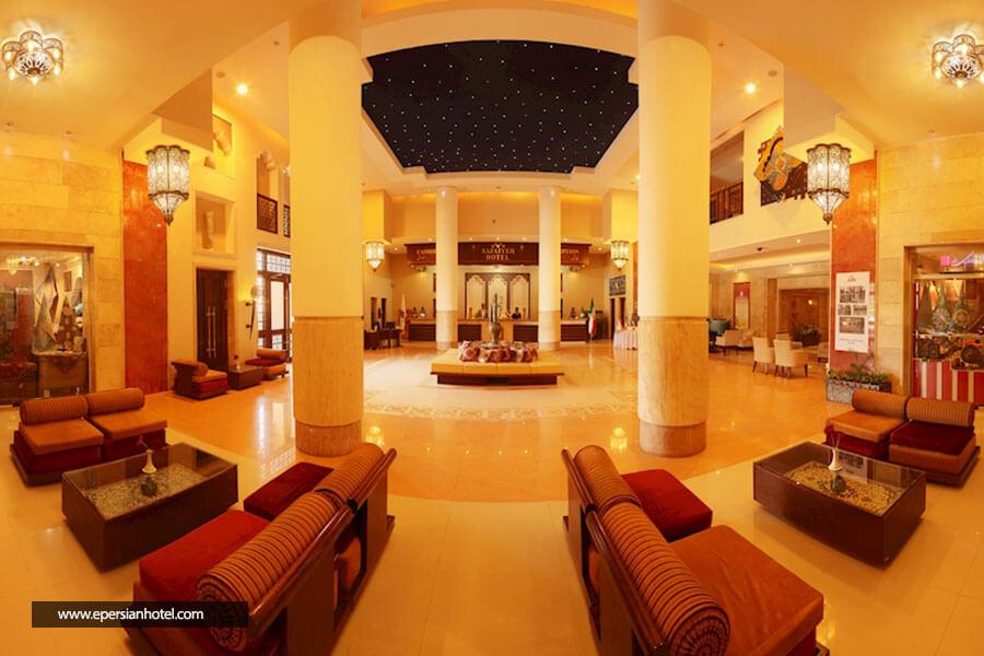هتل پارسیان صفاییه class=