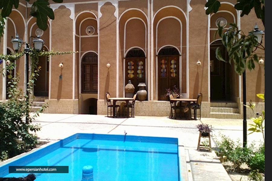 هتل سنتی شرق یزد نما
