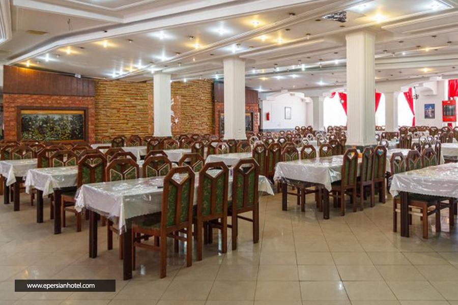 هتل تهرانی یزد رستوران