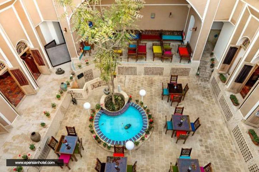 هتل سنتی ترنج یزد نما
