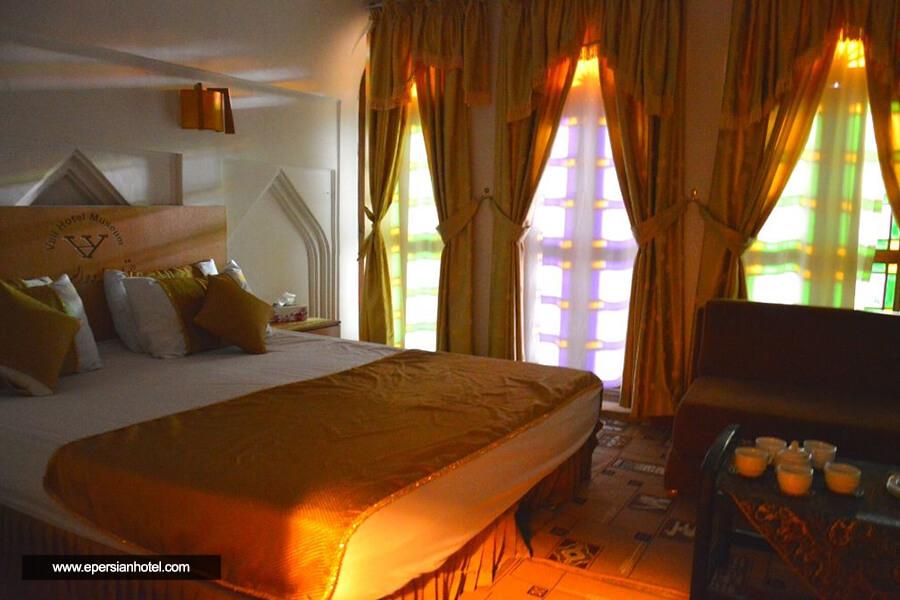 هتل سنتی والی یزد اتاق دو تخته