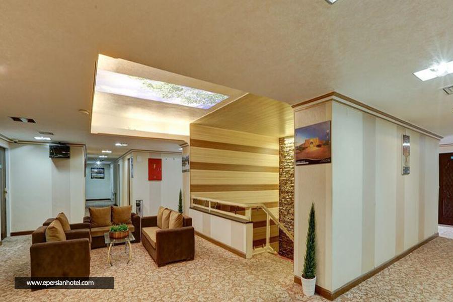 هتل جهانگردی زاهدان لابی