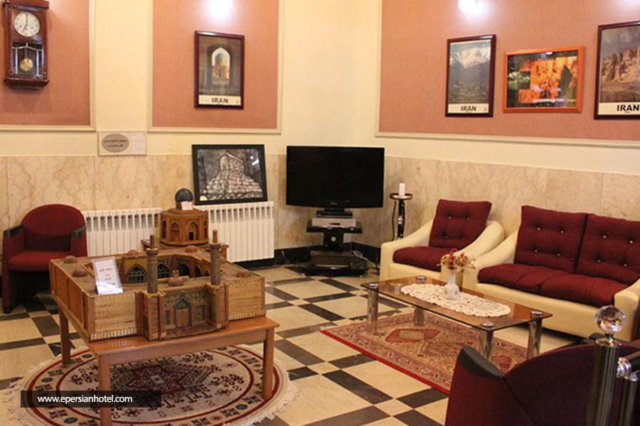 هتل پارک زنجان لابی