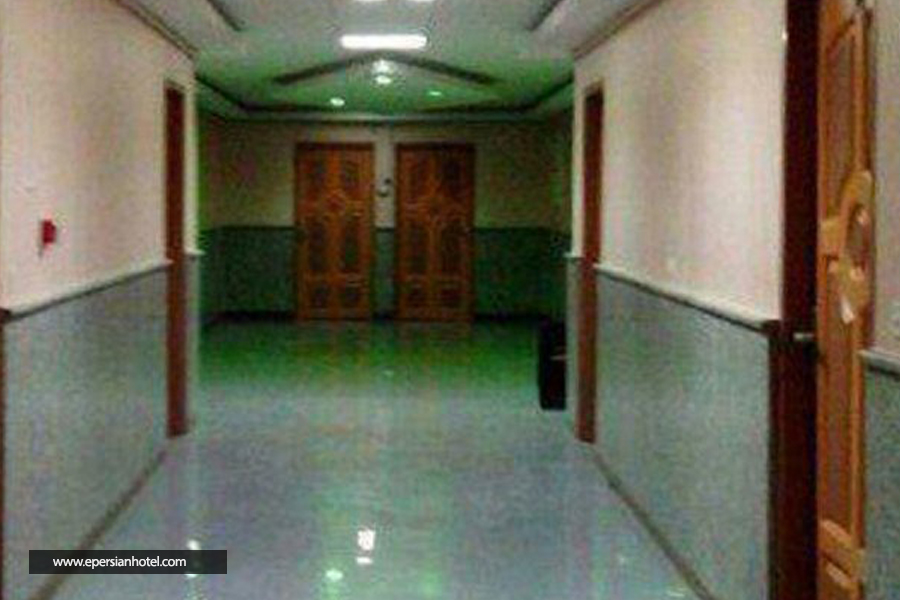هتل پیام زنجان راهرو